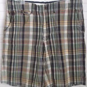 Polo by Ralph Lauren Plaid Casual Shorts